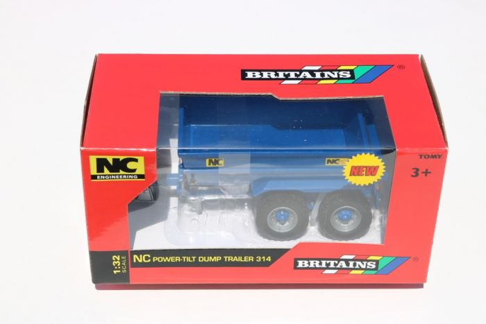 Britains Power-Tilt Dump trailer 314.